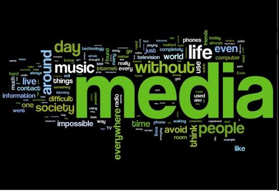 World without media